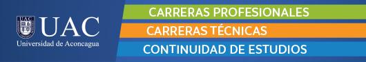 Admisión Universidad Aconcagua 2018