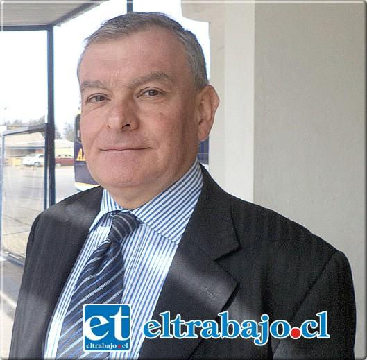 Adolfo Pizarro, Gobernador Provincial Subrogante. - adolfo-pizarro