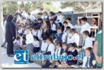 Entendiendo que la educación no solo es tarea de la Escuela, la OPD San Felipe llamó a los padres a asumir su responsabilidad en el proceso formativo de sus hijos e hijas.