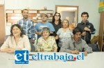 IMPARABLES.- Ellos son parte del Grupo de Discapacitados Mirando con el Corazón, fundado el sábado 17 de diciembre de 2011, con 15 miembros o socios.