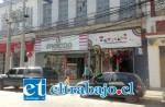 La perfumería Maicao ubicada en calle Prat 219 en San Felipe resultó afectada con un millonario de robo en horas de la madrugada del lunes.