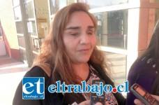 María Isabel Montenegro, Defensora del adolescente apodado 'El Zafrada'.