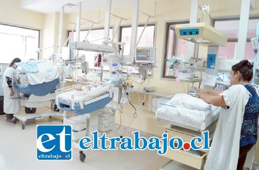 Estas son las cunas radiantes que permiten otorgar a los recién nacidos en estado prematuro y prematuros extremos,  un cuidado de mejor calidad.