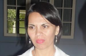 María Graciela Astudillo, Secretaria Regional Ministerial de Salud de Valparaíso.