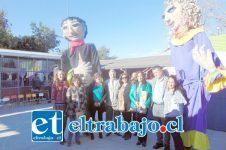 VIVA EL ARTE.- Actualmente esta escuela cuenta con talleres de Teatro prebásica; de Folklore; de Artes textiles; de arte; de Música y de banda instrumental.