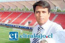 Javier Muñoz Delgado, destacado relator deportivo en el canal CDF, falleció el 29 de agosto de 2015.
