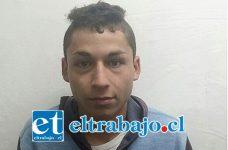 Milko Molina González arriesga una larga estadía en la cárcel por los delitos de Homicidio Frustrado y Porte Ilegal de Arma de Fuego.
