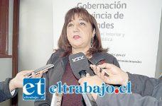 La Gobernadora María Victoria Rodríguez remarcó que esta es una decisión autónoma del Poder Judicial que no involucra al Gobierno.