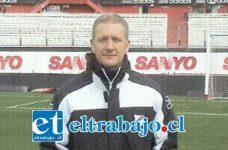 Christian Lovrincevich será el nuevo entrenador de Unión San Felipe