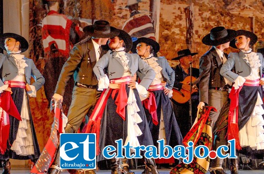 El Ballet Folklórico Nacional (Bafona) realizará gira por diferentes comunas de la zona.