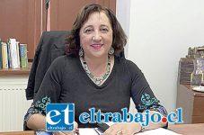 La exgobernadora de Los Andes, María Victoria Rodríguez, quien renunció a su cargo para ser parte de la encuesta vinculante con que se definirá el candidato a alcalde de la Nueva Mayoría, reconoció que efectivamente su nombre sí estará en la encuesta que se realizará este fin de semana.