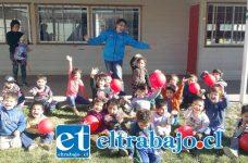 Veinte cupos para la atención de niños, cuyas edades fluctúen entre los tres meses a los tres años once meses, dispuso recientemente el jardín infantil 'Rincón de los Angelitos'.