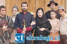 TEATRO DEL MEJOR.- La cita es este miércoles a las 19:30 horas en el Teatro Roberto Barraza, en San Felipe.