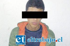Felipe Torres Fernández conocido como 'El Hijo de la Gendarme' quedó en libertad tras su paso por tribunales por violación de morada.