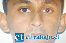 El imputado Jorge Herrera Moyano fue considerado culpable de dos delitos de robo con intimidación y violencia cometidos en Curimón el año 2014.