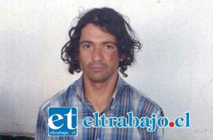 El detenido Mario Rojas Zubicueta, quedó tras las rejas por el delito de robo en la Villa Los Graneros 2 de San Felipe.