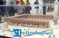 La maqueta del nuevo estadio fue presentada en agosto pasado, anunciándose para el 2017 el inicio de su construcción. Dichos planes no habrían variado, aseguró el alcalde (s) Jorge Jara.