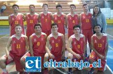 La selección U15 de San Felipe es candidata para quedarse con el Nacional Federado que desde hoy se jugará en el gimnasio del Mixto.