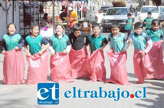 Una auténtica fiesta de chilenidad es la que se ha instaurado en los últimos tres años. (Foto fiesta 2014).