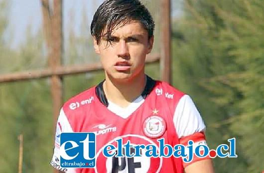 Matías Silva nuevamente fue considerado para un microciclo de la selección chilena U17.