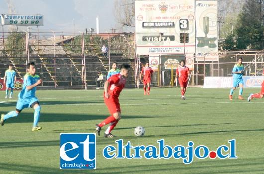 Es seguro que uno de los integrantes (Sergio González) de la dupla técnica de la selección de San Felipe será sancionado por Arfa Quinta Región.