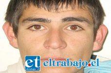 Alexis Albano Vásquez Garay alias 'El Chaucha'.