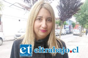 Patricia Martínez, Abogada de la familia víctima Herrera-Lazcano.