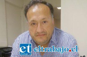 Patricio Gallardo, Técnico en Construcción, sanfelipeño que denunció ante el Servel, un eventual caso de cohecho del concejal electo en San Felipe, Mario Villanueva.