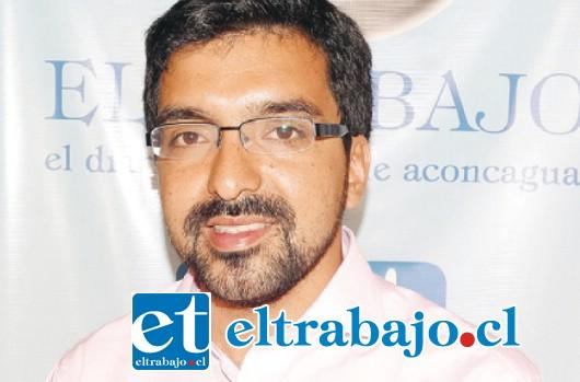 Edgardo González Arancibia, primera mayoría en todo el valle de Aconcagua.