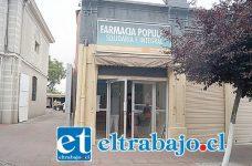 La farmacia popular de la comuna de Los Andes, ya recibió la resolución sanitaria que le permite comenzar a funcionar de manera normal para que los vecinos puedan solicitar sus remedios.