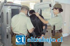 Los detenidos fueron puestos a disposición de la Fiscalía de San Felipe para la investigación del caso. (Foto Archivo).