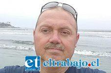 Neftalí Medina Balboa funcionario fallecido a sus 48 años de edad.