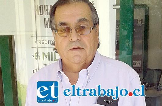 Ricardo Francisco Figueroa Prado Dirigente de Curimón.