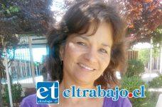 Directora del Servicio de Salud Aconcagua, Dra. Vilma Olave.