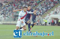 Una nueva derrota como forastero sufrió el Uní al caer 1 a 0 ante Curicó Unido. (Foto: Diario El Centro).