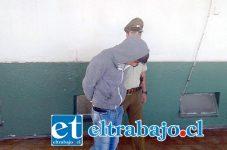 Eugenio Barraza Barraza alias 'El Keno', cuenta con un amplio prontuario delictivo.
