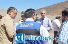 El Concejo Municipal de Llay Llay, realizó una solicitud a la Gobernación de San Felipe, para que se dé cumplimiento en el cierre y abandono de las empresas de áridos que se encuentran en la ribera del río Aconcagua, en el sector de Las Vegas.