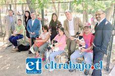 Con una positiva evaluación culminó en la sede social del sector El Tambo, el programa de esterilización de mascotas que ejecutó la Municipalidad de San Felipe..