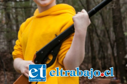 Carabineros llamó a los adultos a evitar que cualquier tipo de arma llegue a manos de menores de edad.