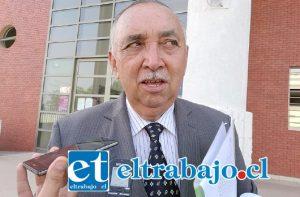 Abogado Defensor, Juan Ocampo.