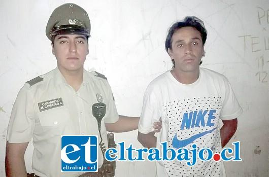 Cristian González Saa, de 35 años de edad, fue capturado en flagrancia por Carabineros, al igual que su cómplice. González Saa,  fue dejado en libertad por decisión del Tribunal de Garantía, con mínimas cautelares mientras dure la investigación del caso.