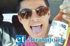 Diego Vera Pizarro, goza de libertad condicional tras haber sido enjuiciado por la muerte del relator deportivo Javier Muñoz Delgado.