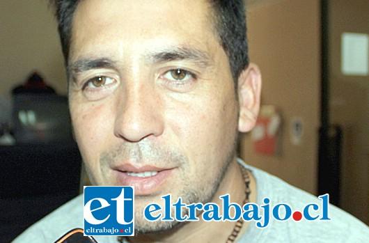Presidente de Aconcagua Runners, David Olivares.