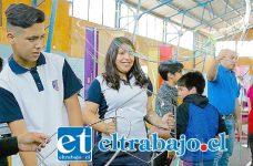 'El Despertar de los Sentidos', una de las muestras viajeras más emblemáticas del MIM, que está alojada en la Escuela Manuel Rodríguez Erdoíza (Buin #77), San Felipe, desde el 15 de noviembre, para ser visitada en forma totalmente gratuita.