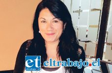 Mariana Bravo, encargada del Programa de Tenencia Responsable de Mascotas de la Municipalidad de San Felipe.