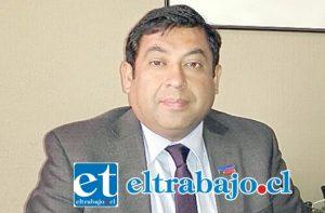 Seremi de Minería Valparaíso, Alonso Retamales.