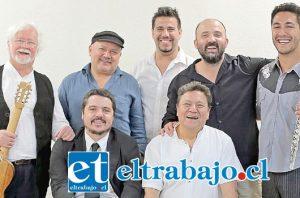 Los gigantes.- Los artistas de Grupo Inti Illimani se presentarán en la Plaza Cívica el domingo 8 de enero a las 20:30 horas.