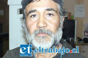 Jorge San Martín Silva, vecino Población Bernardo Cruz.