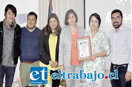 La premiación se realizó ayer jueves 29 de Diciembre, en las dependencias del Municipio. Donde se destacó la participación del sector rural, y el entusiasmo, la dedicación y  la innovación apreciada en cada hogar destacado.