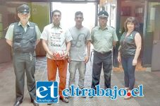 Este los internos del CCP San Felipe lograron el resultado esperado, reuniendo un total de $258.300.